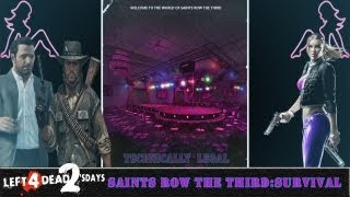 L4D2: Technically Legal - A Saints Row The Third Map