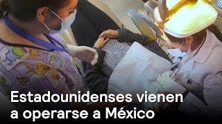 Ciudadanos americanos en México para operares - Turismo médico - En Punto con Denise Maerker thumbnail