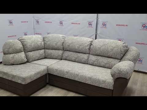 Отличная Мебель 51  Купить угловой диван Д-2 в Мурманске