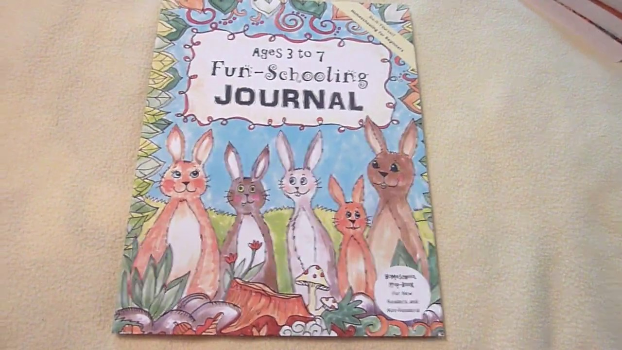 The thinking tree fun schooling journal for ages 3 7 youtube the thinking tree fun schooling journal for ages 3 7 solutioingenieria Gallery