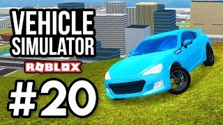 BEST OFF-ROAD CAR EVER! - Roblox Vehicle Simulator #20
