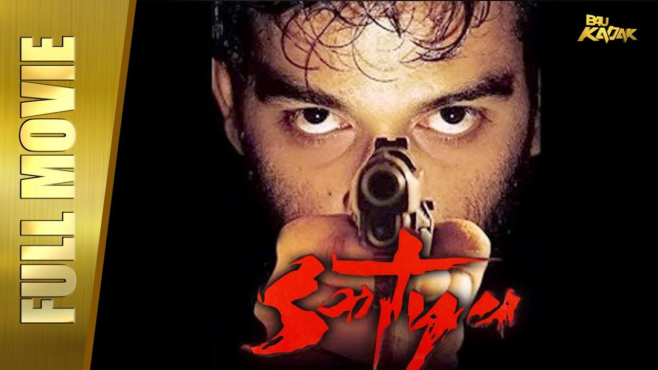 Download Satya | Full Hindi Movie | Urmila Matondkar, Manoj Bajpayee, Paresh Rawal | Full HD