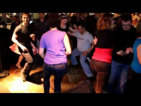 Salsa Nights At Lovin'Cup - Rochester, NY January 2013