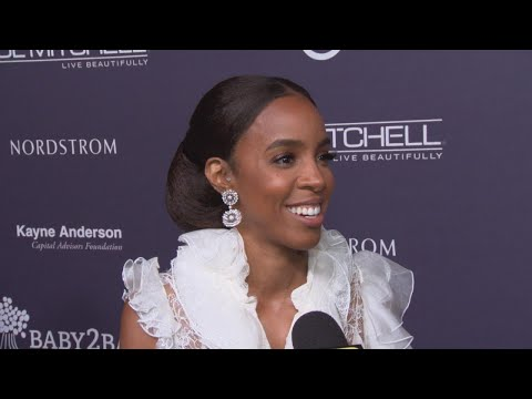 Download Youtube: Kelly Rowland on 'Spoiling' Beyonce's Twins, Rumi and Sir Carter (Exclusive)