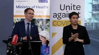 COVID-19 (novel coronavirus) update – 16 September, 2020 1pm  | Ministry of Health NZ