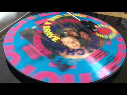 """Red Hot Chili Peppers - Fire (from picture disc/12"""" promo (1987))"""