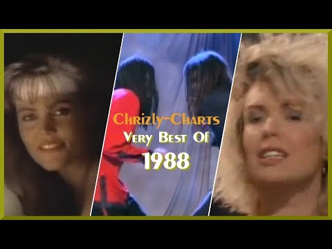 Chrizly-Charts TOP 50: The Very Best Of 1988