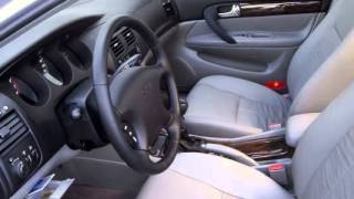 Daewoo Evanda Exterior & Interior
