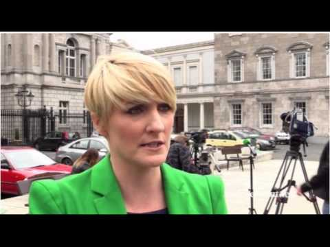 Independent.ie news report on Averil Power's resignation from Fianna Fáil