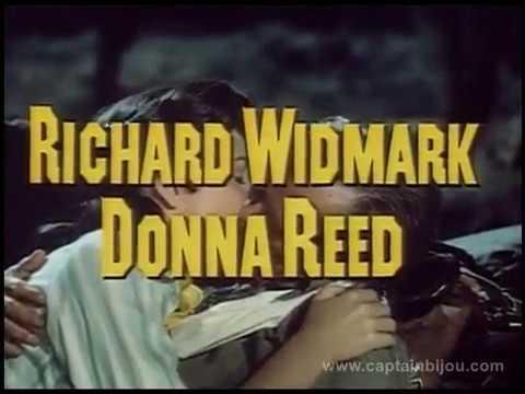 Download 1956 BACKLASH - Trailer - Richard Widmark, Donna Reed