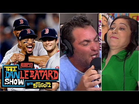 Stugotz calls out Bill Simmons for Boston sports tweets | Dan Le Batard Show