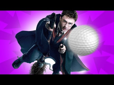 HARRY POTTER MINI GOLF