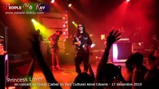 Princess Lover en concert au Grand Carbet - déc 2010