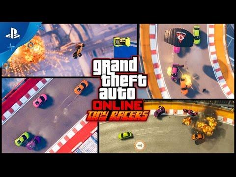 GTA Online - Tiny Racers Trailer | PS4