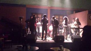 12-13 Reggae Band, Rootsamala & The Almighty Dread Rocking Universally