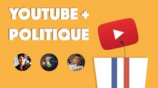 YOUTUBE + POLITIQUE ft. HugoDécrypte, Laura de Voxe & Mister Geopolitix - LIVE