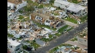 Watch how Hurrican Winds Destroy Home and Land. Watch https://www.y...