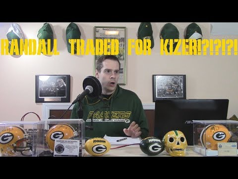 PACKERS TRADE DAMARIOUS RANDALL FOR DESHONE KIZER! WHAT IS GOING ON!?