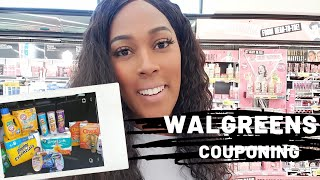 Walgreens Couponing! Food & More! Easy Deals!