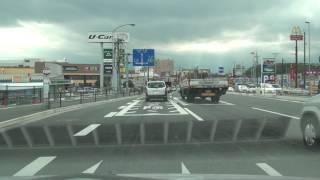 国道10号・下り 等速版 その2 大分県大分市→宮崎県延岡市→宮崎市