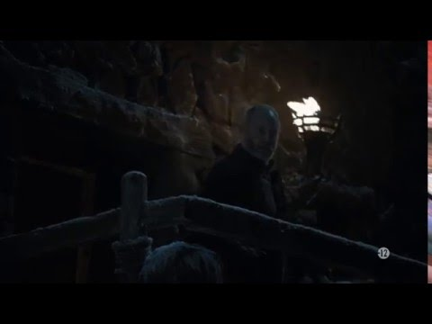 Game Of Thrones - Davos Seaworth And Edd Find Jon's Body (VOSTFR)