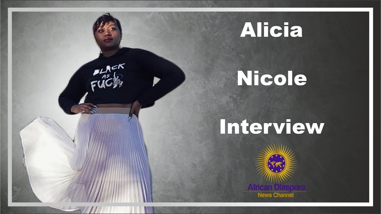 Alicia Nicole Speaks On Black As Fuck Clothing Line, Reaction To Brand & Representing The People
