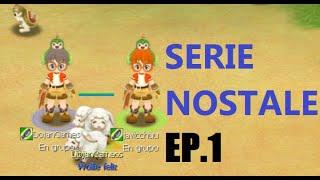 ¡EN DIRECTO! EP1 - Serie Nostale    c/DojanGames