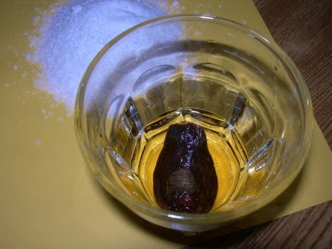 Drinking Human Toe Cocktail Gets You Into Special Cocktail Club