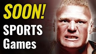 Upcoming Sports Video Games 2016 - 2017