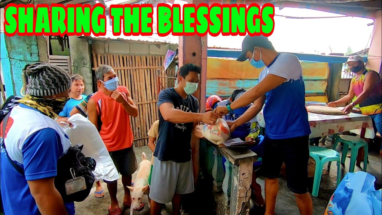 #144 - Sharing the blessings Part 2