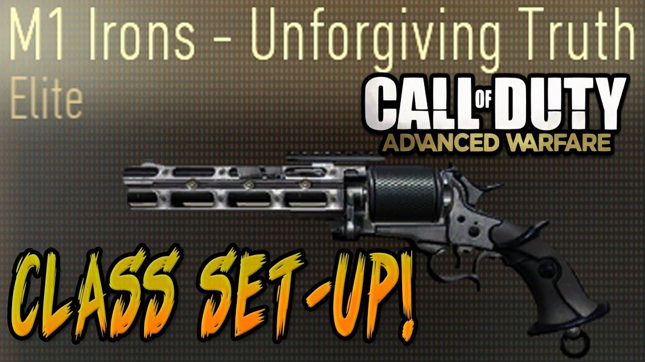 """""""M1 IRONS - UNFORGIVING TRUTH"""" - Elite Gun Class Set Ups ..."""