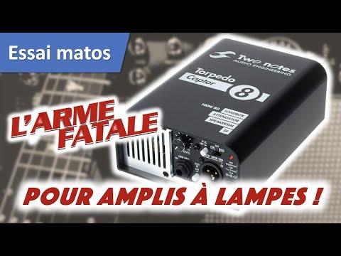 Test du Two Notes Torpedo Captor : le boîtier magique pour ampli à lampes !