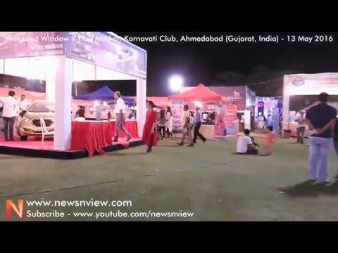 Weekend Window 9 Flea Market Video Karnavati Club Ahmedabad Gujarat India