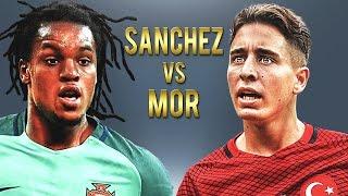 Renato Sanches vs Emre Mor - Greatest Talent   2016   HD