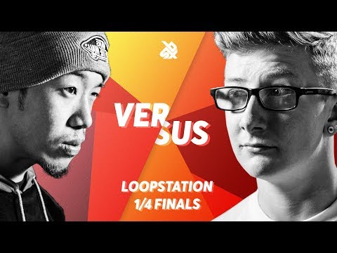 THAI SON Vs BALANCE  |  Grand Beatbox LOOPSTATION Battle 2018  |  1/4 Final