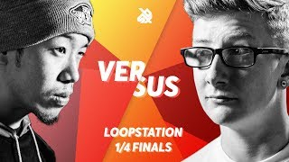 THAI SON vs BALANCE  |  Grand Beatbox LOOPSTATION Battle 2018  |  1/4 Final