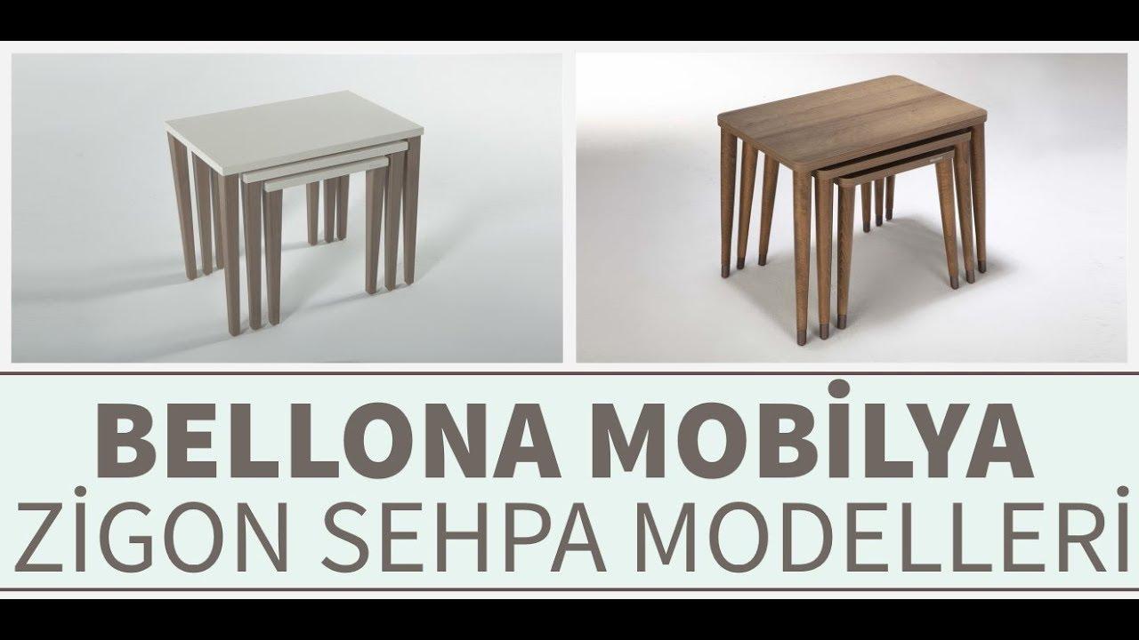 Bellona Zigon Sehpa Modelleri Ve Fiyatlari