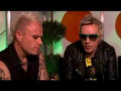 Rock am Ring 2008 - Interview mit The Prodigy