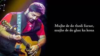 Jaanein Bachayenge Lyrics   Arijit Singh   Neelesh Misra   Oriyon Music