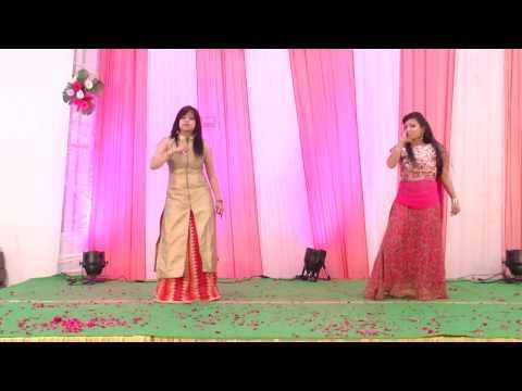 Meri Neendein Hai Faraar & GAL BAN GAYI  - Groom's Sister Dance