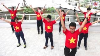 """Hướng dẫn dân vũ """"Việt Nam Ơi"""" - Trường THPT Chuyên Lương Thế Vinh"""