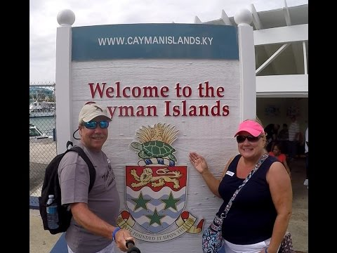 Cruise Day 5 on the Carnival Dream-Grand Cayman