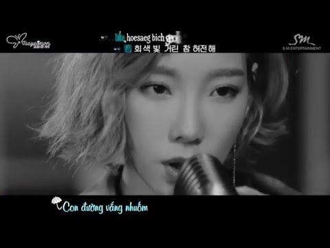 [VIETSUB+KARA] Rain | Taeyeon - 태연 [Hangul]