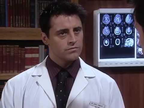 Joey Tribbiani Dr. Drake Ramoray Part 3