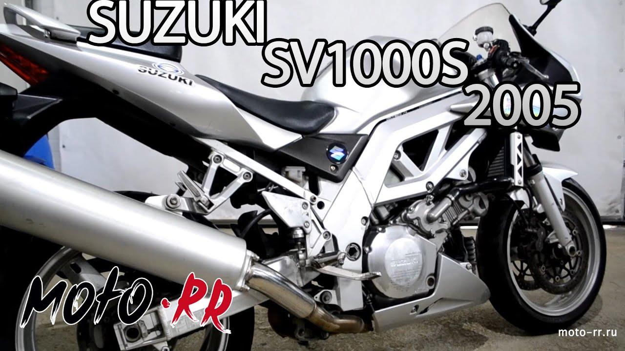 Технические характеристики мотоцикла Suzuki SV650