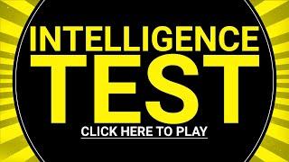 Mixed Intelligence Test