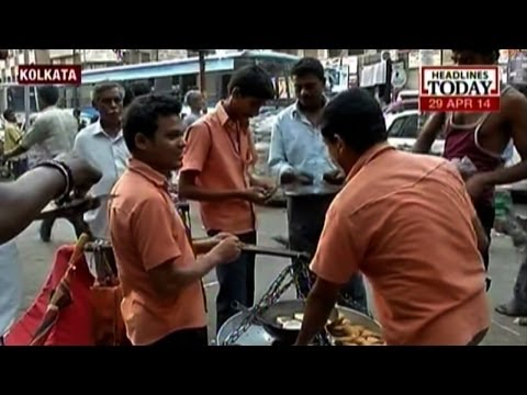 Kolkata's Burra Bazaar bustles with election debates
