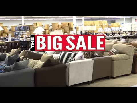 The Big Sale Happening Now! | American Freight Furniture And Mattress