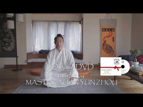 DVD: Qigong to promote: good mood, good energy, good body structure. (3)
