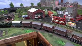 Dave`s New Model Railway 2019 Part 12